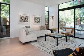 area rug for light hardwood floor living room modern with coffee