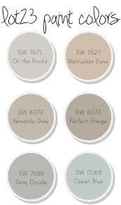 149 best paint colors images on pinterest color palettes colors