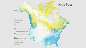 Us Climate Map What Birds Tell Us About Climate Change U0027s Threats Audubon