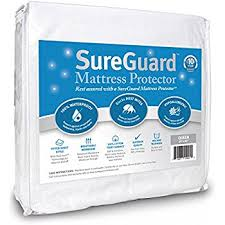 amazon com queen size saferest premium hypoallergenic waterproof