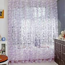 Ebay Room Divider - multi color assorted sheer curtains window room divider panel