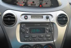 aux input for 2004 factory radio yes it works saturn ion