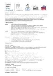 Retail Resume Objective Sales Resume Example Of Retail Sales Resume Retail Assistant