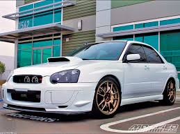 blob eye subaru chris thys u0027 2005 subaru wrx sti modified magazine