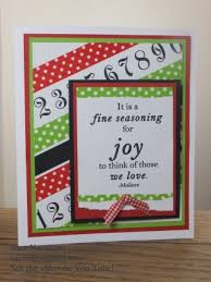 project wednesday making christmas cards with washi tape sara