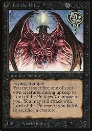 the most beautiful card printed magic general magic