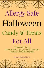 allergy safe halloween candy u0026 treats for all