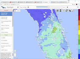Ocala National Forest Map Cumulus Soaring Inc Skysight