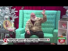 Upholstery Portland Acme Handled The Upholstery Of Portland Hipster Santa U0027s Pdx Carpet