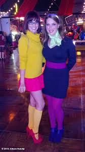 Daphne Halloween Costume Alison Haislip U0027s Photo Present Daphne Velma