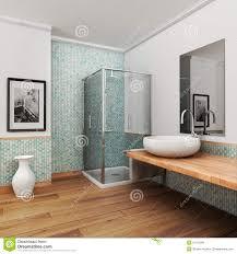 large bathroom stock illustration image 51176280