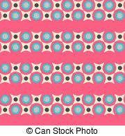 retro colors 1950s retro 50s pattern in warm colors retro 1950s pattern in