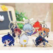 gintama online buy wholesale gintama keychain from china gintama keychain