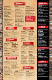 brick house diner main menu richmond
