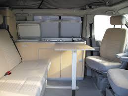 volkswagen california interior volkswagen california comfortline nacional furgonetes camper