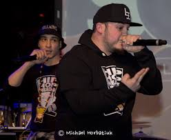 Rugged Man Rapper Legendary Cypher With R A The Rugged Man And Hiphopheads At