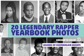 find yearbook photos 20 legendary rapper yearbook photos