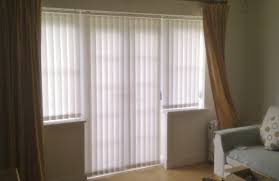 attractive design vertical blinds with curtains appealing bury and