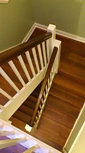 stair renovation bargain flooring