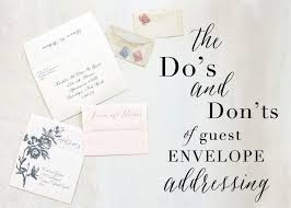 wedding invitations addressing how to address wedding invitations how to address wedding