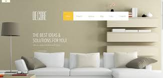 beautiful collection of wordpress interior design themes