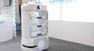 Seeking Robot Date Omron Mobile Robots Transforming Manufacturing And Logistics