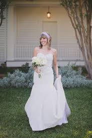 wedding dresses waco tx a vintage garden wedding in waco tx