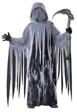 Wraith Halloween Costume Grim Reaper Costume Ebay