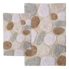 Zen Bath Mat 2 Pebbles Bath Mat Set In Spa For The Home Pinterest