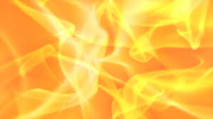 loop animation of abstract yellow and orange soft evolving