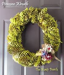 pine cone wreath 10 easy diy fall pinecone wreaths you need to try shelterness