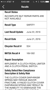 fiat recall addressing well known