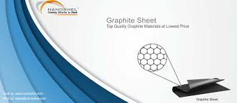 synthetic graphite thermal conductive high quality sheets