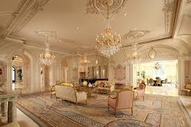 Design Style Baroque - Baroque interior design style