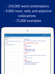 oxford collocations dictionary for students of english app ranking