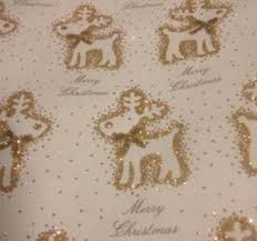 glitter wrapping paper disgruntled tesco shoppers left raging after christmas wrapping