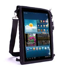 Microsoft Surface Rugged Case Field Work Carry Case With Shoulder Strap And Screen Protector