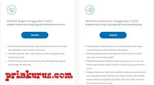 cara membuat paypal online cara daftar akun paypal gratis tanpa kartu kredit priakurus com