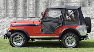 jeep 1982 1982 jeep cj 5 wrangler t83 dallas 2016