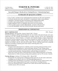 Customer Service Example Resume by Customer Service Resume Example 8 Samples In Word Pdf