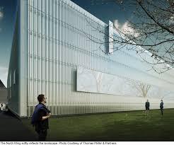 corning museum of glass expansion architect magazine