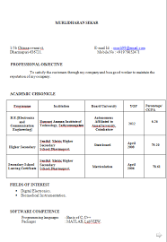 Sample Resume For Experienced Electrical Engineer by Electrical Engineering Resume Sample For Freshers Olivia