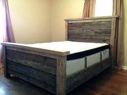 High Bed Frame Bed Frame With Storage High Bed Frames Bed Frame