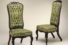 Slipper Chairs Upholstered Antique Chair Styles