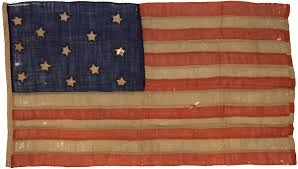 State Flag Of Massachusetts Rare Flags Antique American Flags Historic American Flags