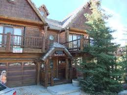 cool cabin killer cabin that s walking distance to the village picture of big