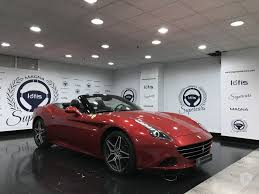 Ferrari California White With Red Interior - 2015 ferrari california t in marbella spain for sale on jamesedition