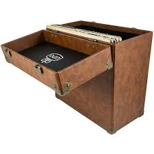 22 best handmade leather storage boxes for vinyl records images on