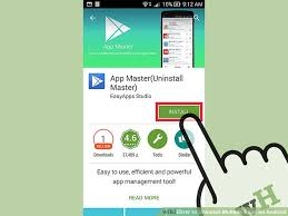 how to apps on android how to uninstall apps on android 9 steps with pictures