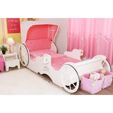 carriage bed low version